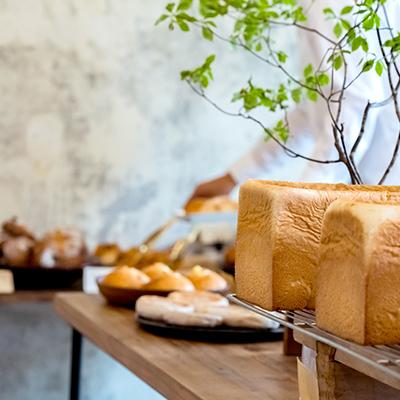 パン屋さん画像