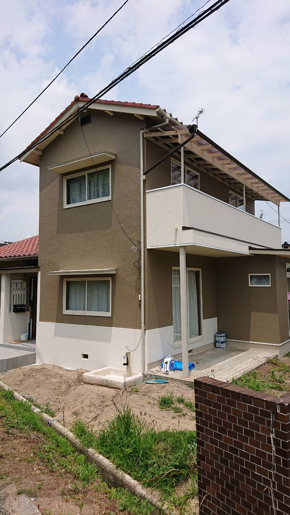 岡山の戸建住宅リノベーション画像