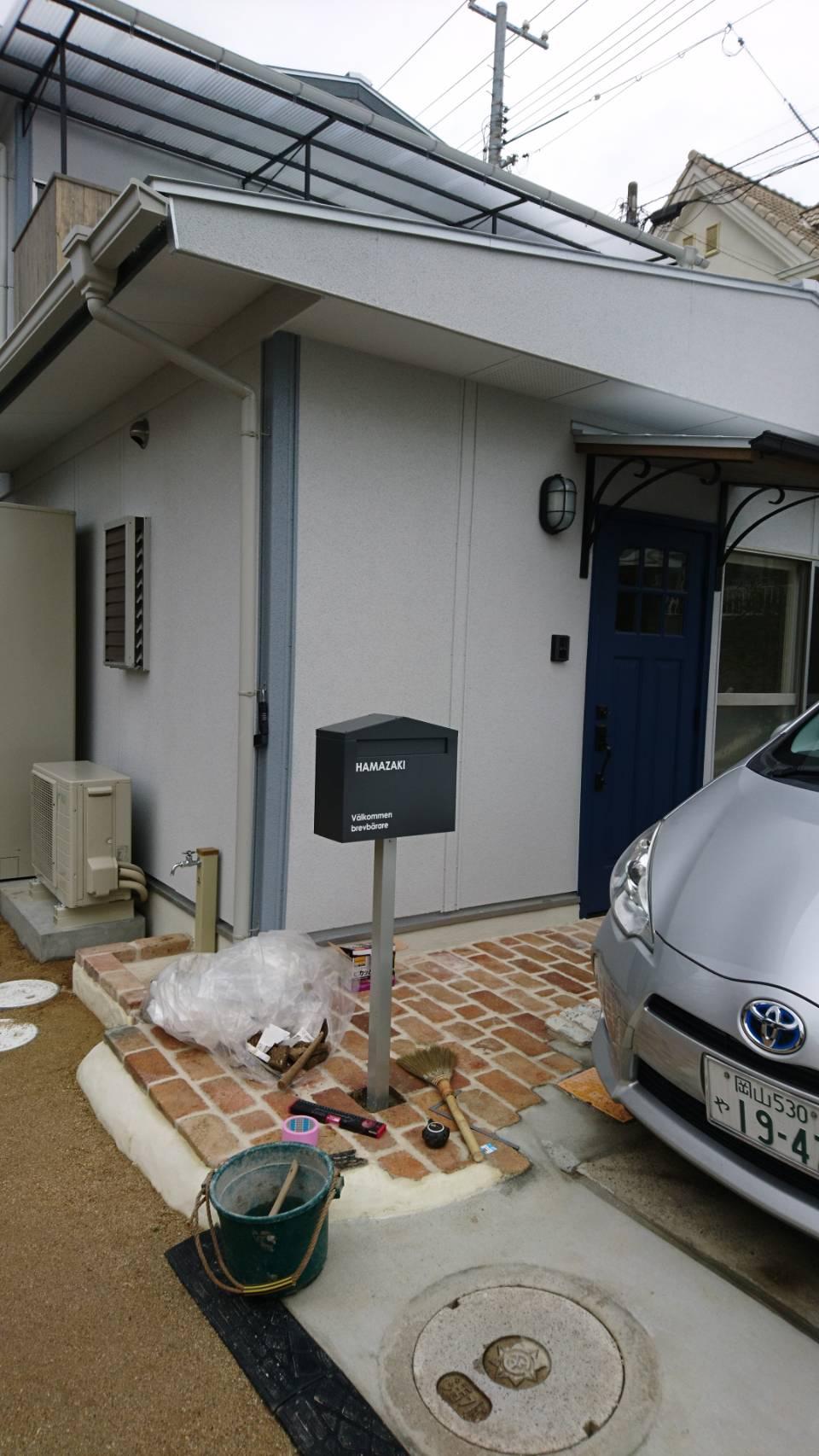 岡山の戸建住宅リノベーション