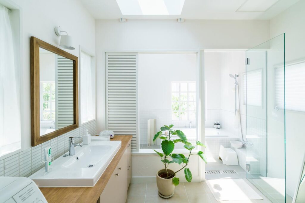 戸建てを浴室リフォームする注意点